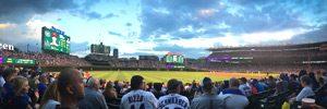 メジャーリーグのスタジアムの写真