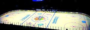 NHLのスタジアムの写真
