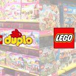 レゴブロックは何歳から遊べる?デュプロは0歳からでも大丈夫?レゴとデュプロの対象年齢
