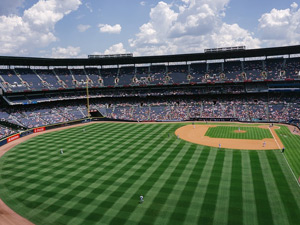 野球場の写真