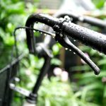 自転車を雨ざらしで置いていると寿命は何年ぐらい?