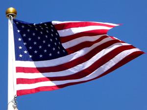 星条旗の写真