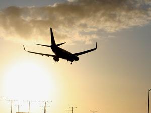 ロサンゼルス国際空港LAXの写真