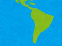 南米のイラスト
