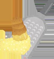 生姜のイラスト