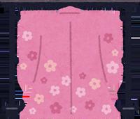 着物のイラスト