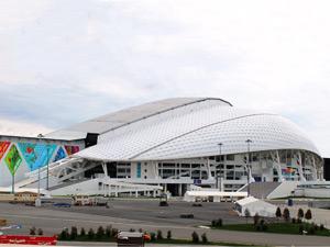 フィシュト・スタジアムの写真
