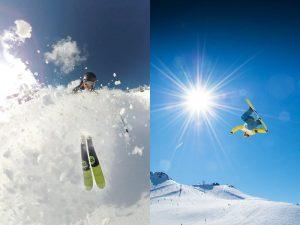 スキーかスノボどっちがかっこいい?どっちが速い?どっちが多い?どっちが楽しい?どっちが難しい?