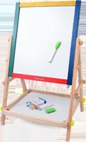 子供用のお絵かき用ホワイトボードの写真