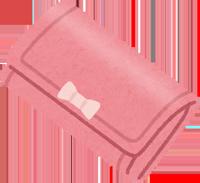 財布のイラスト