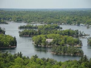 セントローレンス川の写真