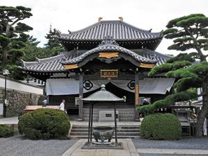 第78番札所郷照寺の写真
