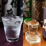 泡盛と焼酎と日本酒の違いは何?無色透明の3つの日本のお酒について