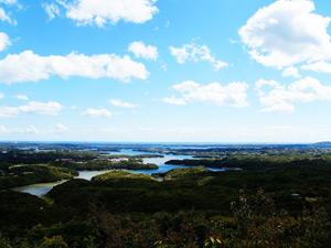 絶景の「横山展望台」美しい英虞湾を一望!
