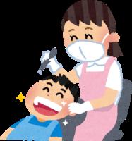 歯科衛生士さんのイラスト