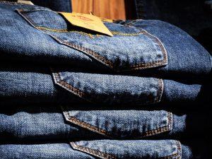 デニムとジーパンとジーンズの意味は?オンスとインチって違うの?