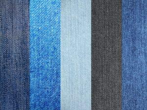 デニムの生地の種類はどれくらい?デニムの生地は織り方と種類について